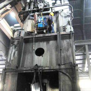 4000 Hydraulic press