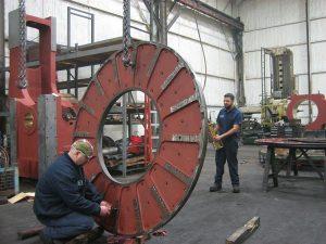 Clutch parts repair