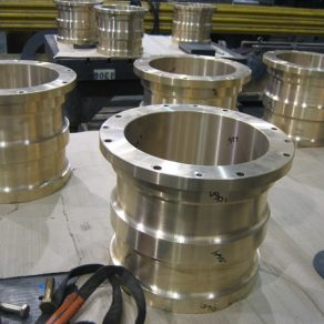 Hyd press bushings