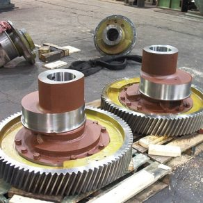 New eccentric gears manufactured by Campbell