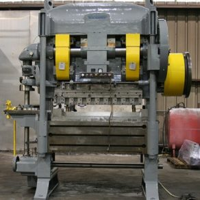 Rebuilt US Baird Transfer press