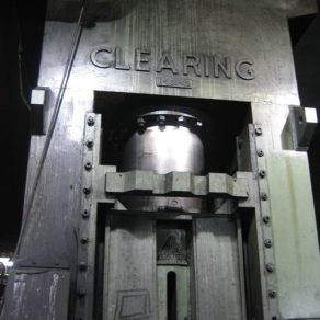 800 Ton Clearing