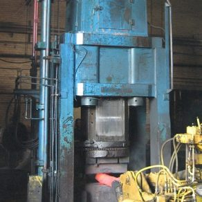 750 Ton Bliss hydraulic press