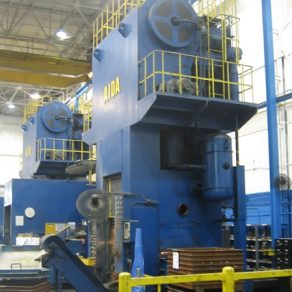 750 Ton Aida presses