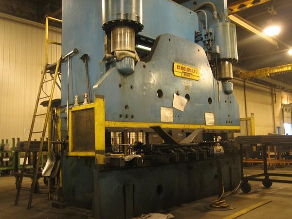 Mechanical Stamping Press Repair & Rebuilding - Campbell